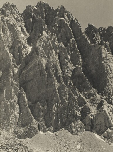 View 12. Thumbnail of Lot 47. The Sierra Club Outing, 1930.