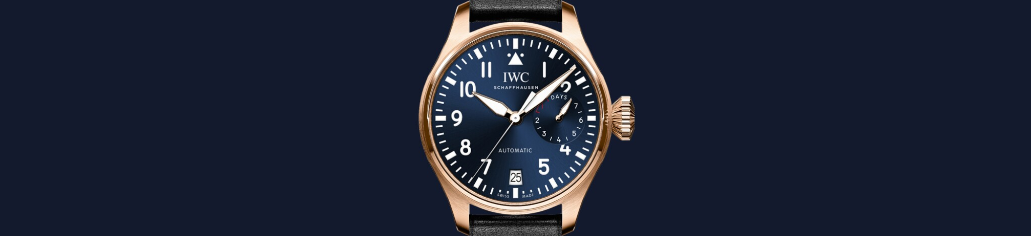 IWC ICON: to benefit the Antoine de Saint-Exupéry Youth Foundation