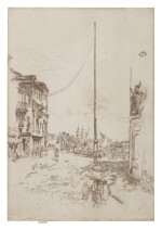 JAMES ABBOTT MCNEILL WHISTLER | THE LITTLE MAST (K. 185; G. 186)