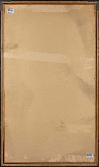 View 3. Thumbnail of Lot 25. Petit tangka représentant Padmasambhava Dynastie Qing, XVIIIE siècle | 清十八世紀 刺繡蓮花生大士唐卡 | A small embroidered silk thangka depicting Padmasambhava, Qing Dynasty, 18th century.