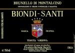 Brunello di Montalcino, Tenuta Greppo Riserva 1983 Biondi-Santi (1 BT) and Brunello di Montalcino, Tenuta Greppo Riserva 1985 Biondi-Santi (2 BT)