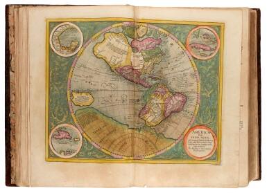 MERCATOR AND HONDIUS | Atlas, 1613