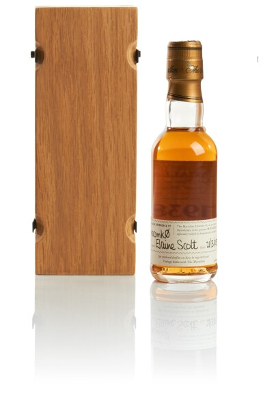 View 2. Thumbnail of Lot 151. THE MACALLAN FINE & RARE 31 YEAR OLD 43.0 ABV 1938.