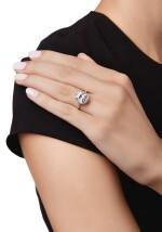 DIAMOND RING, CARTIER | 鑽石戒指,卡地亞