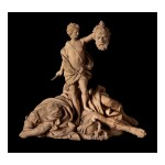 David Triumphant Over Goliath