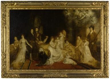 View 2. Thumbnail of Lot 170. The Knatchbull Family Portrait.