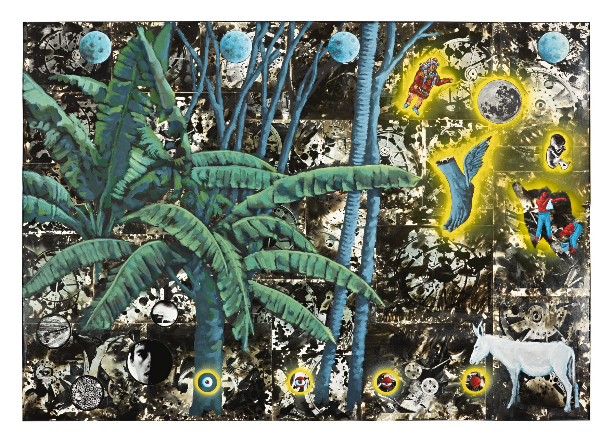 View full screen - View 1 of Lot 21. DAVID WOJNAROWICZ | WHERE I'LL GO AFTER I'M GONE.
