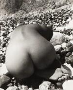 BILL BRANDT | NUDE & STONES (EAST SUSSEX), 1978