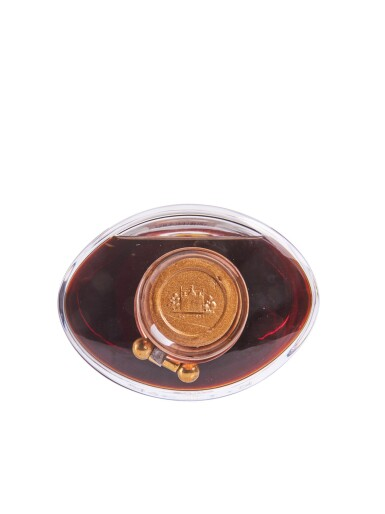 View 4. Thumbnail of Lot 20. The Macallan In Lalique 6 Pillars Collection .