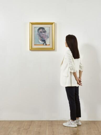 View 6. Thumbnail of Lot 1128. FRANCIS BACON 弗朗西斯・培根 | STUDY FOR A PORTRAIT 肖像習作.