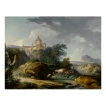"""PHILIPPE JACQUES DE LOUTHERBOURG, R.A. 