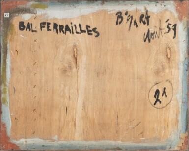 View 3. Thumbnail of Lot 25. Bal Ferailles.