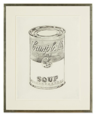 View 2. Thumbnail of Lot 222. ANDY WARHOL | CAMPBELL'S SOUP CAN.