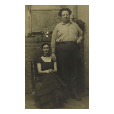 PETER A. JULEY   'SEÑOR & SEÑORA DIEGO RIVERA'
