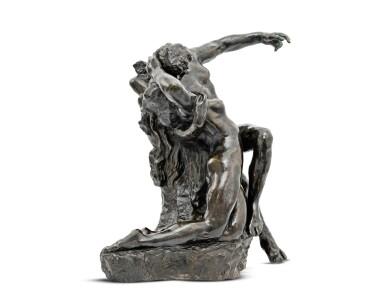 View 6. Thumbnail of Lot 1036. Auguste Rodin 奧古斯特・羅丹 | Éternel Printemps, premier état, taille originale - variante type A 永恆之春.