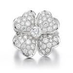 Diamond ring, 'Cosmos'