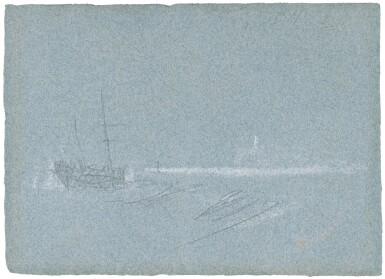 View 1. Thumbnail of Lot 17. JOSEPH MALLORD WILLIAM TURNER, R.A.  |  OFF MARGATE, 1840.