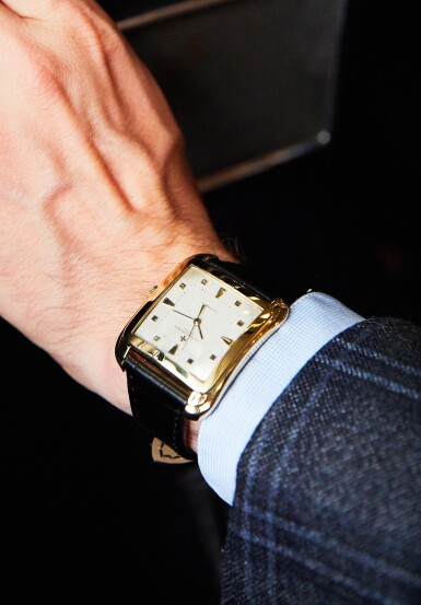 VACHERON CONSTANTIN | 18K YELLOW GOLD AUTOMATIC GENTLEMAN'S WRISTWATCH, REF 6440