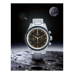 OMEGA |  SPEEDMASTER REF 105.002-62 SC, A STAINLESS STEEL CHRONOGRAPH WRISTWATCH, MADE IN 1963