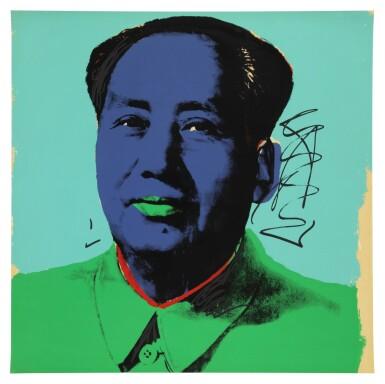 View 8. Thumbnail of Lot 16. Mao (Feldman & Schellmann II.90 - 99).