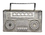 JUDITH LEIBER COUTURE | DISCO BOOMBOX, 2020.