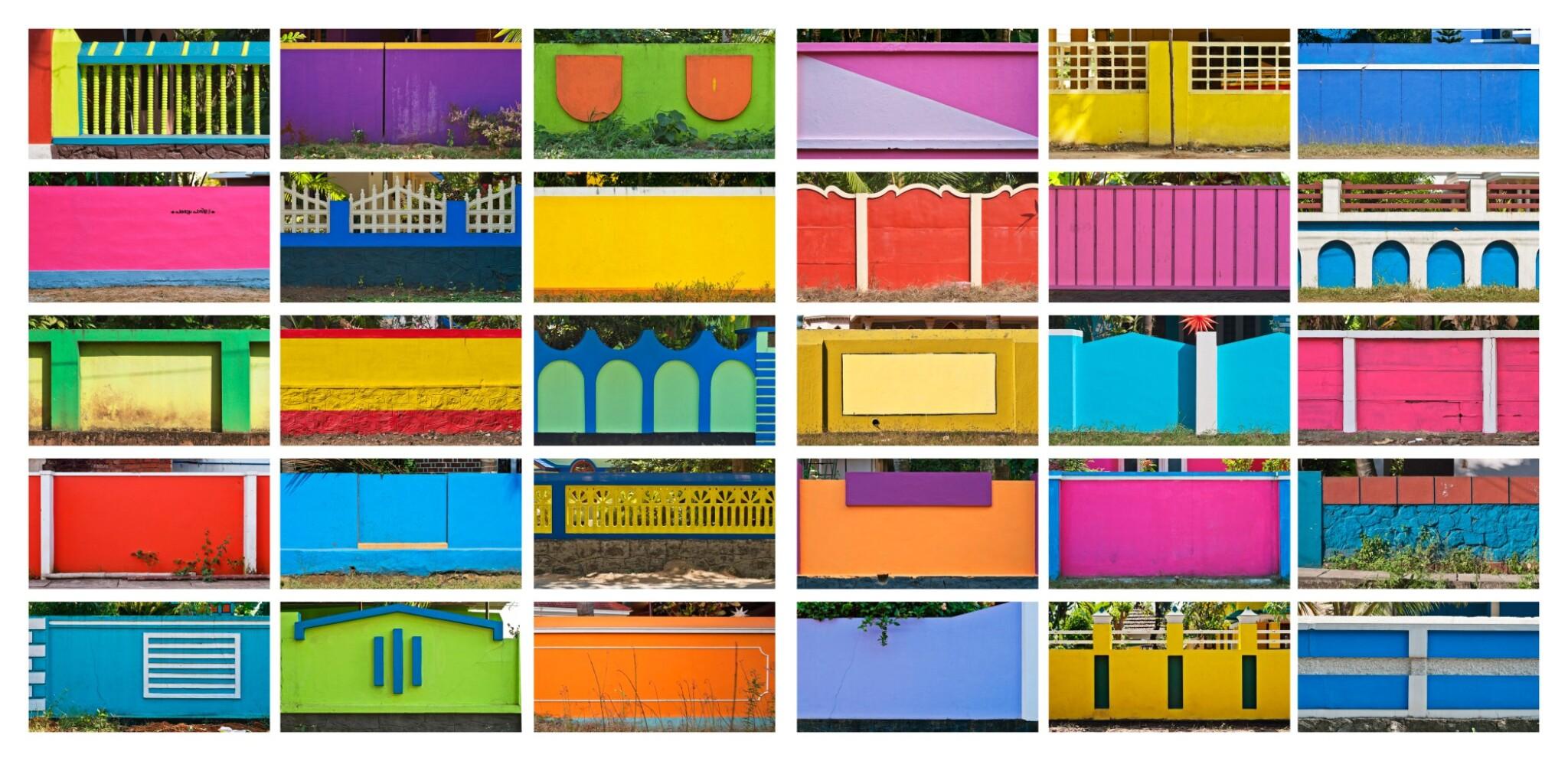View full screen - View 1 of Lot 6. VIVEK VILASINI   HOUSING DREAMS (WALLS).