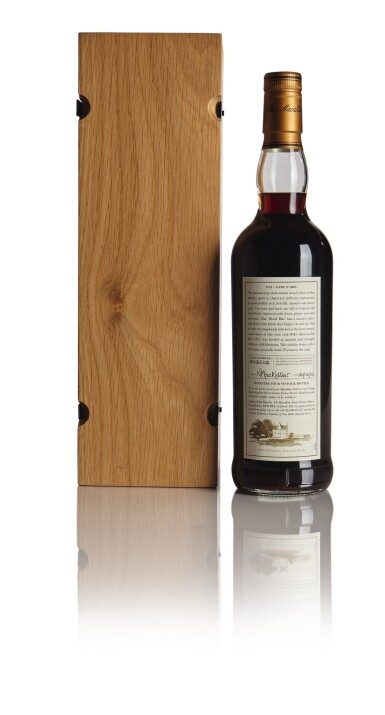 View 2. Thumbnail of Lot 76. THE MACALLAN FINE & RARE 29 YEAR OLD 58.4 ABV 1972 .