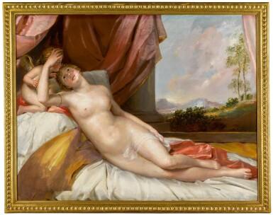 View 2. Thumbnail of Lot 180. Venus and Cupid.