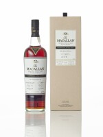 The Macallan Exceptional Single Cask 2017/ESB-8841/03 60.8 abv 2003 (1 BT70)