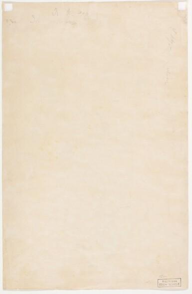 View 3. Thumbnail of Lot 15. EGON SCHIELE | LIEGENDER AKT MIT GESTREIFTEN STRÜMPFEN (RECLINING NUDE WITH STRIPED STOCKINGS).