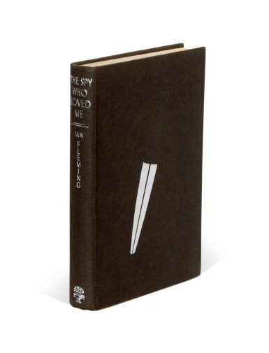View 4. Thumbnail of Lot 52. FLEMING | The Spy Who Loved Me, 1962, first edition, presentation copy to Robert Kennedy.