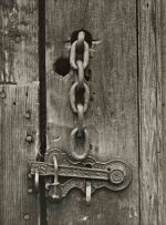 Latch And Chain, Mineral King, California