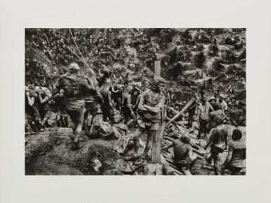 View 40. Thumbnail of Lot 10. 'Serra Pelada, Gold Mine, Brazil'.