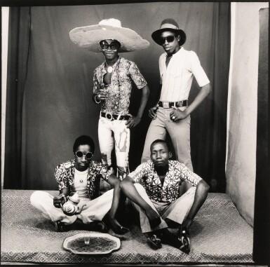 MALICK SIDIBÉ | AMIS DES ESPAGNOLES, 1968