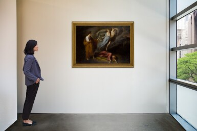 View 4. Thumbnail of Lot 23. STYLE OF ARY SCHEFFER | DANTE AND VIRGIL MEET FRANCESCA DA RIMINI AND PAOLO MALATESTA.