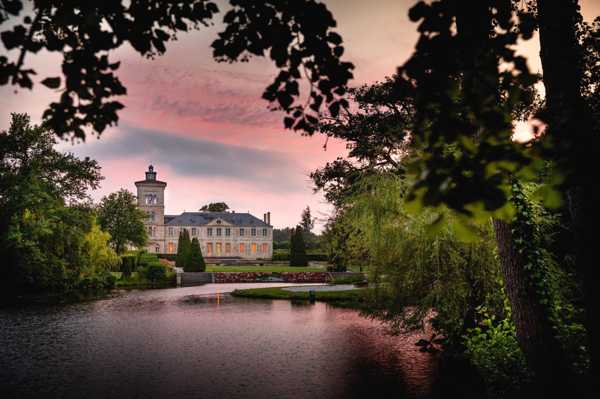 View full screen - View 1 of Lot 24. LAGRANGE, AN EPICUREAN DELIGHT: 1 X 3 LITRE LAGRANGE 2008 WITH LUNCH AT THE CHÂTEAU .