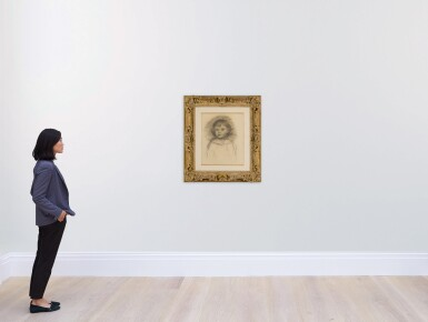 View 4. Thumbnail of Lot 166. Buste d'enfant, Pierre Renoir.