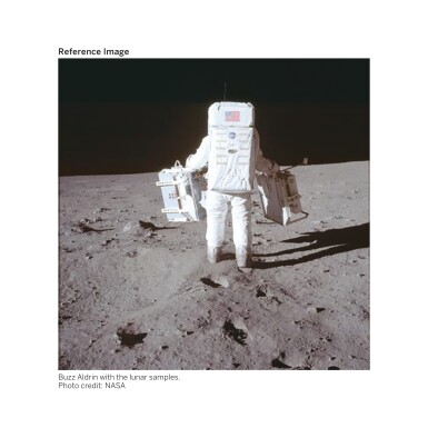 [APOLLO 11]. ORIGINAL, FIRST-GENERATION NASA VIDEOTAPE RECORDINGS OF THE APOLLO 11 LUNAR EVA