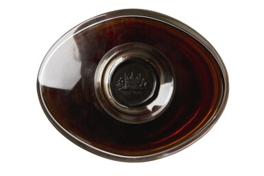 View 18. Thumbnail of Lot 177. THE MACALLAN IN LALIQUE SIX PILLARS COLLECTION WITH FRENCH POLISHED WALNUT CABINET BY JAMES LAYCOCK.
