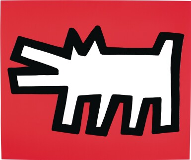 KEITH HARING | ICONS (L. PP. 170-171)