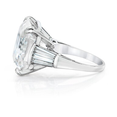 View 2. Thumbnail of Lot 9. Diamond Ring.