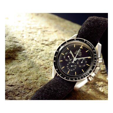 View 2. Thumbnail of Lot 17.  OMEGA |  SPEEDMASTER REF 145.022 'PROTOTYPE ALASKA III', A STAINLESS STEEL CHRONOGRAPH WRISTWATCH, MADE IN 1978.