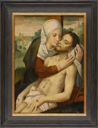 View 2. Thumbnail of Lot 115. Pietà.