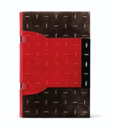 View 2. Thumbnail of Lot 220. Nadja. Exemplaire de Tzara. Magistrale et iconique reliure de Jean de Gonet. Joint: 2 lettres.