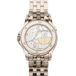 PATEK PHILIPPE | WORLD TIME REF 5130/1G, A WHITE GOLD AUTOMATIC WORLD TIME WRISTWATCH WITH BRACELET CIRCA 2017
