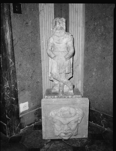 View 3. Thumbnail of Lot 139. Italian, 18th century | Fountain Mask.