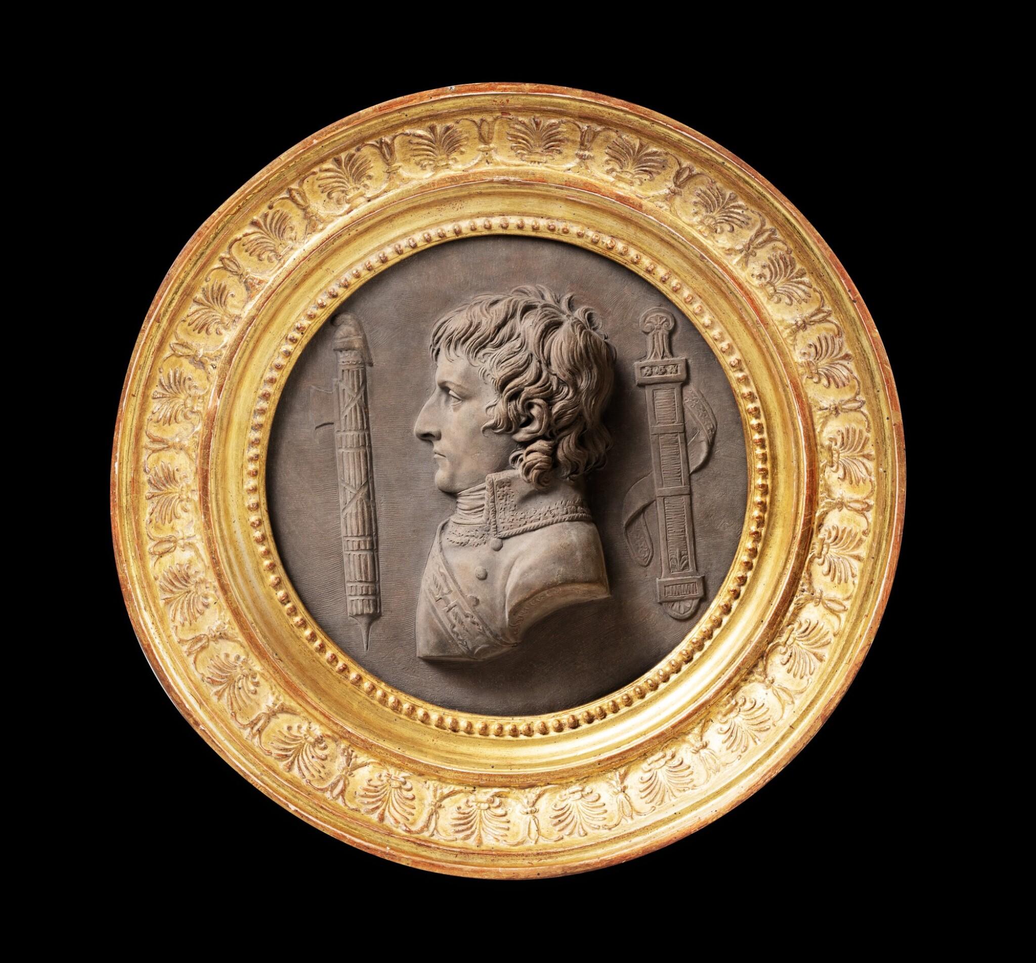 View full screen - View 1 of Lot 12. Napoléon Bonaparte as First Consul   Napoléon Bonaparte, Premier Consul.