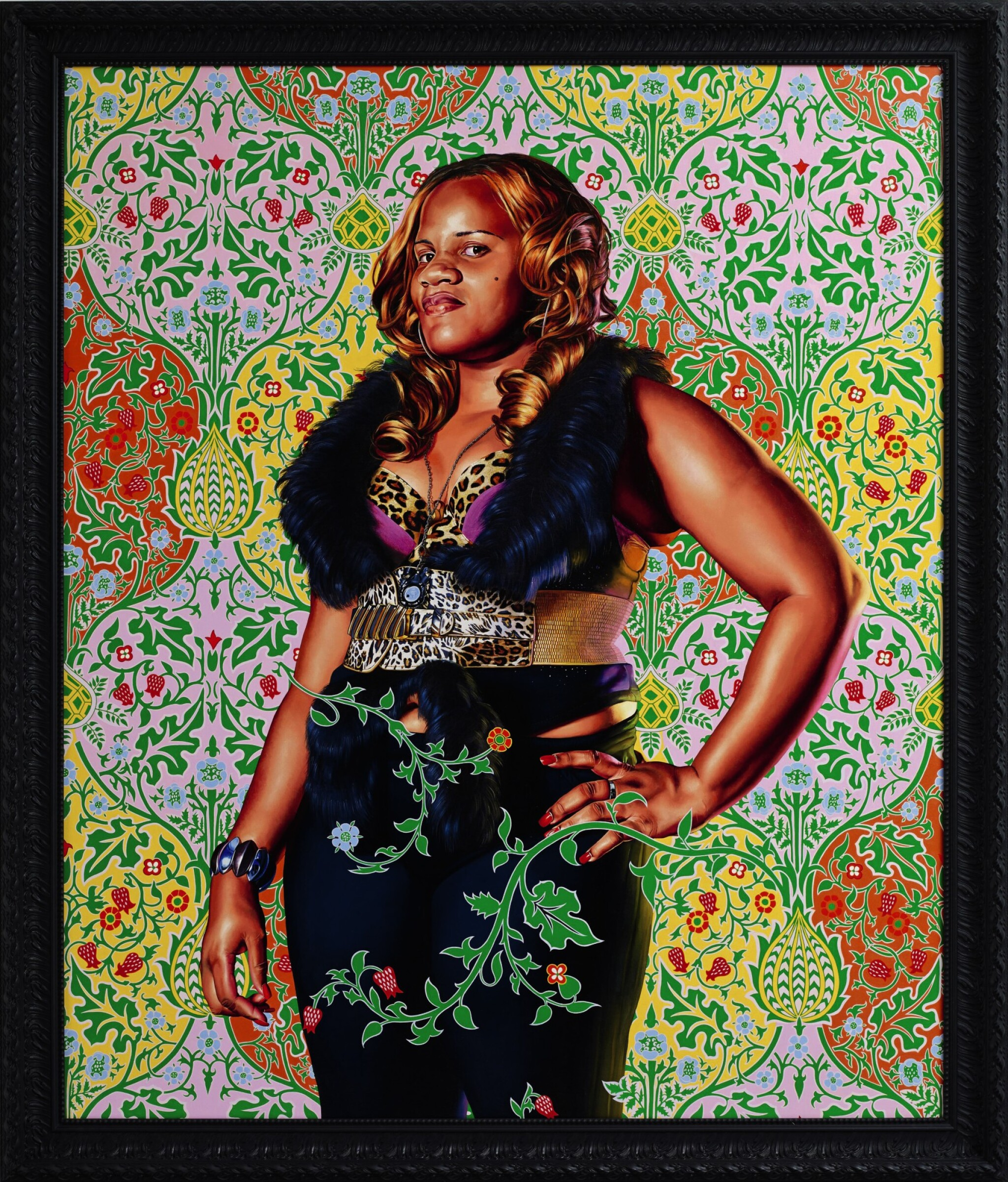 View full screen - View 1 of Lot 42. KEHINDE WILEY  |  ALEXANDER I, EMPEROR OF RUSSIA.