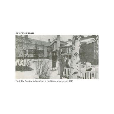 View 3. Thumbnail of Lot 408. CARL LARSSON   VERKSTADEN (THE WORKSHOP) .