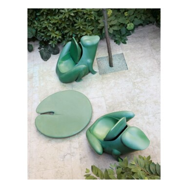 """View 4. Thumbnail of Lot 188. FRANÇOIS-XAVIER LALANNE 